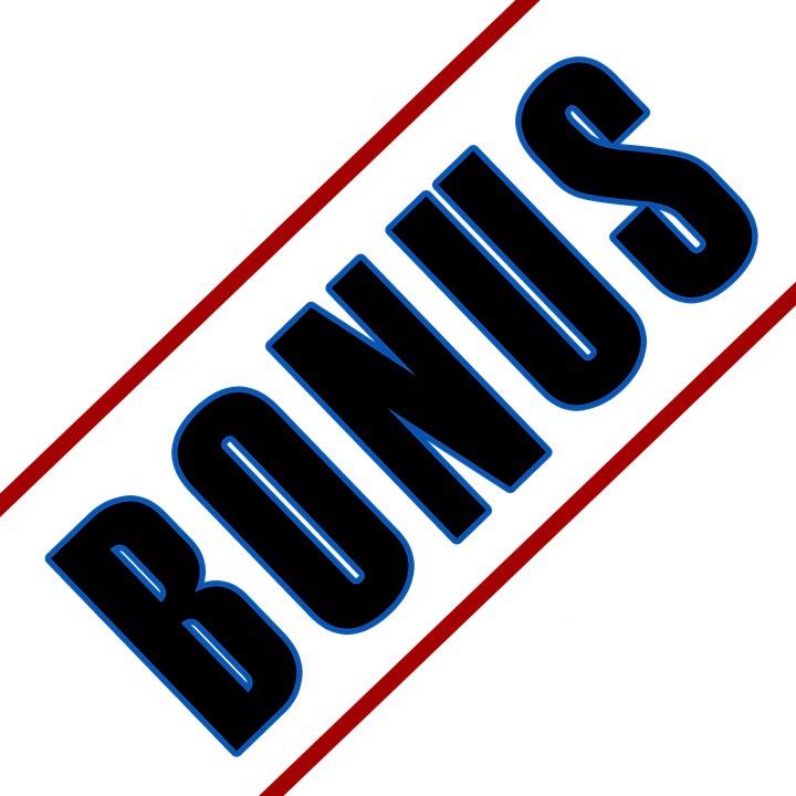 Телетай бонус